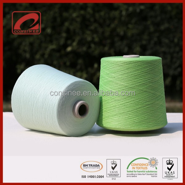Consinee premium various natural fiber industrial sweater knitting yarn sale