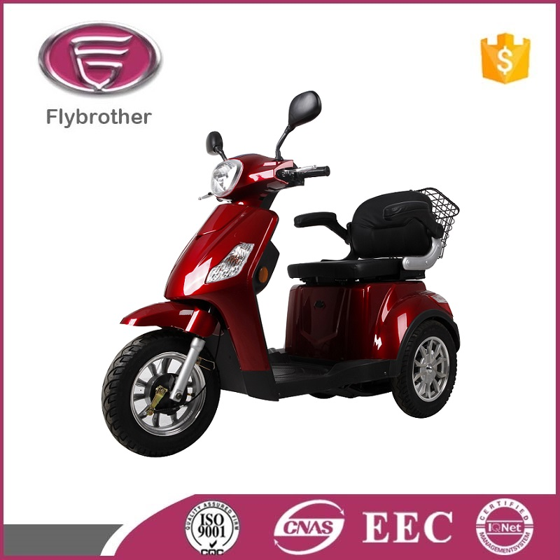 Brushless Motor motor 3 wheel electric scooter for adult trike