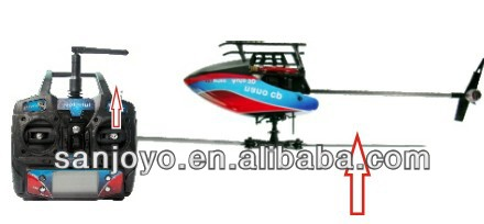 SKYARTEC 2014 Newly MNH04 7CH 2.4G LCD WASP AUTO CP one key Switchover Inverted flight rc helicopter 2.4g rc helicopter u13