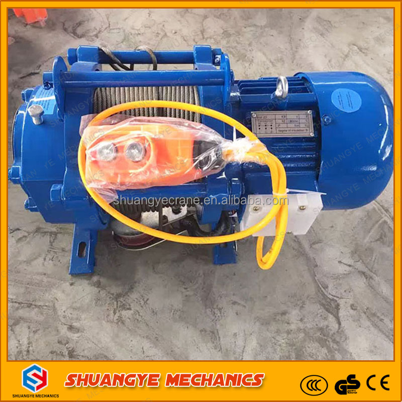 Multifunction Electric Lifting Machine/ Construction Hoist/ Wire Rope Hoist