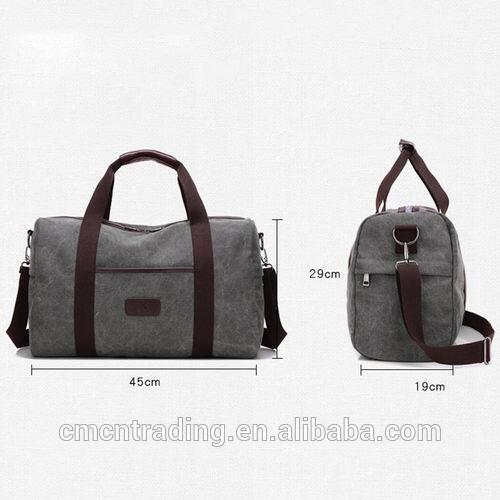 Custom made square travel bag Professional