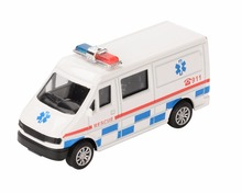 Cheap pull back van model cars 1:43 for collection metal with high quality