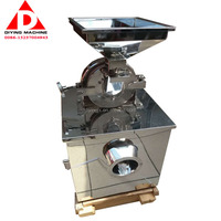 Stainless steel Flour Making Machine/Mini Flour Mill/Wheat Grinder