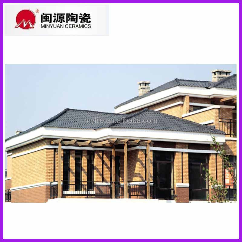 Best selling products spanish red clay roof tiles