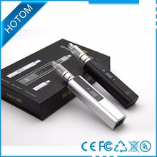 2017 Best selling christmas gifts vaporizer online india air flow control with glass mouthpiece vaporizer