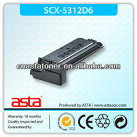 Original quality SCX-5312D6 compatible new toner cartridge for Samsung