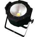 mobile dj led beam stage portable led 100w cob light mini spotlight par warm white color light