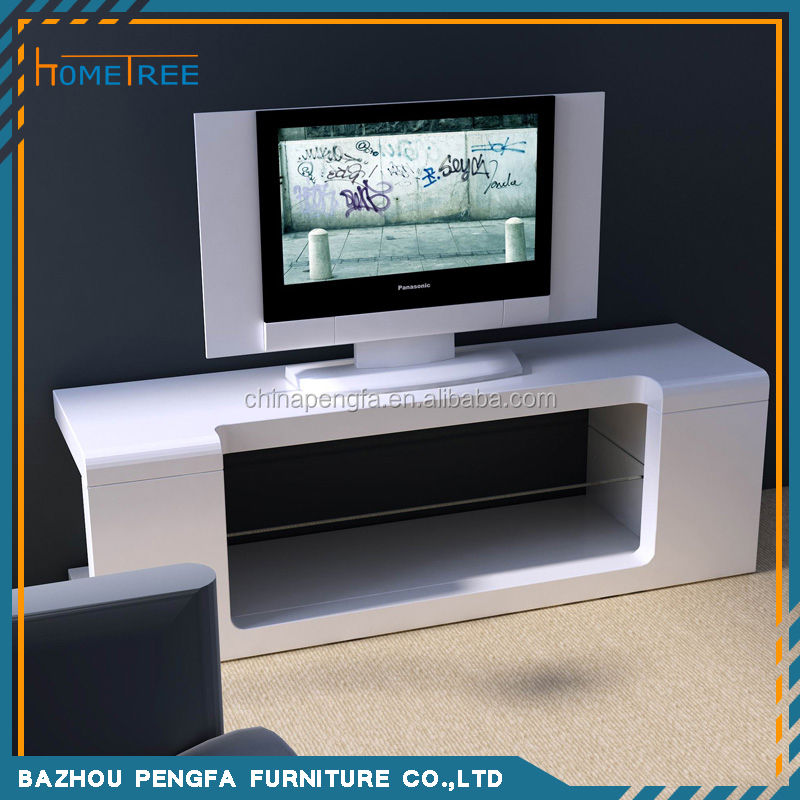 Modern design wooden tv stand/wooden tv table/modern tv cabinet in living room