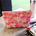 cheap promotional wholesale makeup cotton canvas cosmetic bag