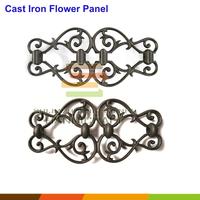 decorative wrought iron rosettes,ornamental cast iron rosettes