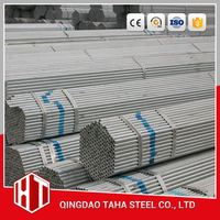 wholesale (bs 1139 standard) hot dipped galvanized steel pipe/galvanized pipe for green house /scaffolding pipe