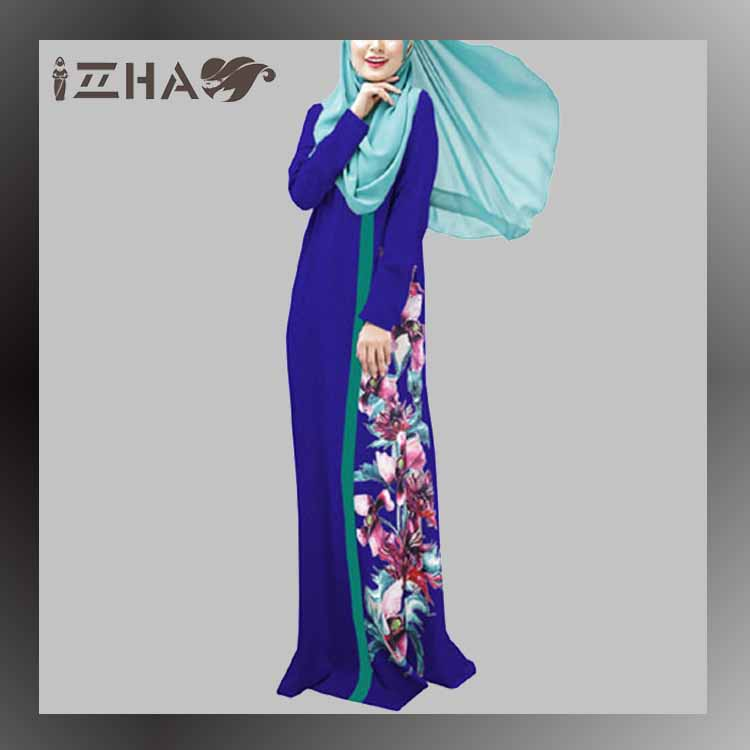 Arabic Online Shop Latest Saudi Cheap Jilbabs Casual Coloured Abayas