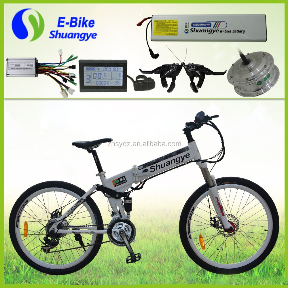 folding mountain electric bicycle new design