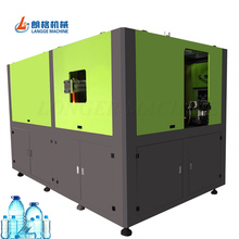 Machine making jerry can mineral water bottles blowing machine