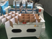 Automatic Corrugated Cardboard Partition Slotter Machine/Leaving Paperboard Machine/Carton Box Crosshatcher