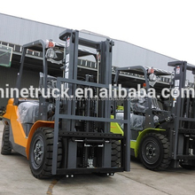 carretilla elevadora fork lifts 3tons truck with side shift function