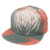 Manufacturer 100%cotton 3D embroidery gorras snapbacks