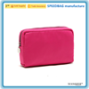 high quality rose red cosmetic bag 230D cosmetics gift bag