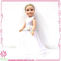 18 inch child love doll vinyl baby doll wholesale
