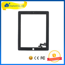 Black Color LCD Assembly for iPad 2 , LCD Display Assembly for iPad 2 On Sale