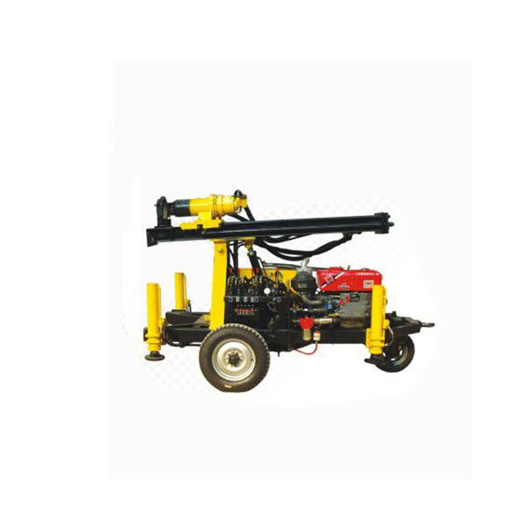 FY130 Model farm irrigation water well drilling machine