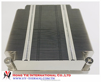 Heat sink HY03A grease aluminum profile extruded CPU cooler