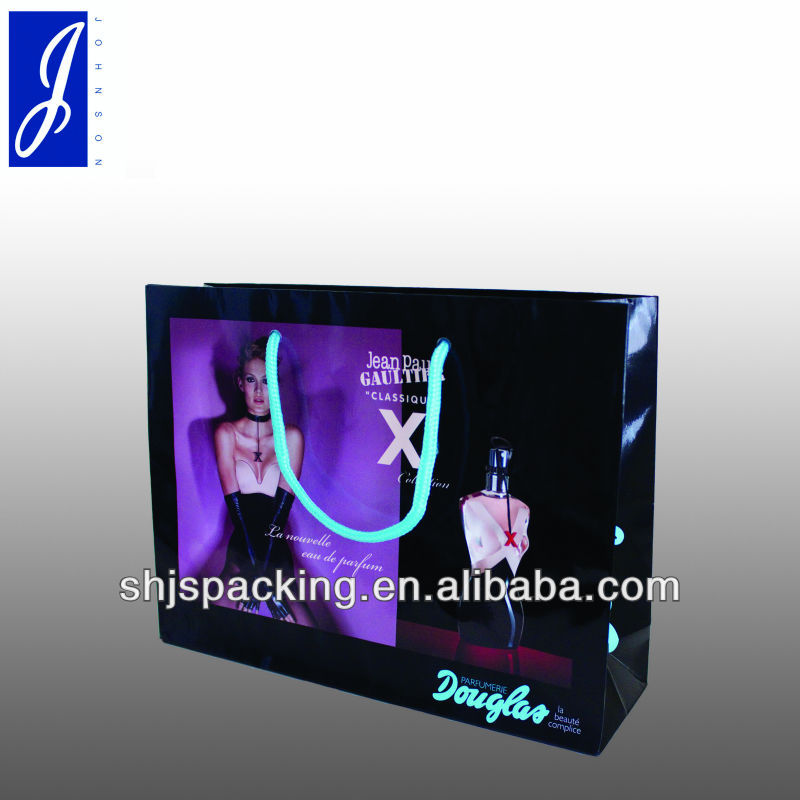 gift paper bag for promotion paper shopping bag