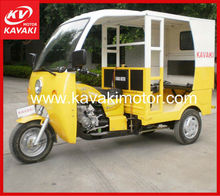 Electric Start Rickshaw Tricycle Taxi