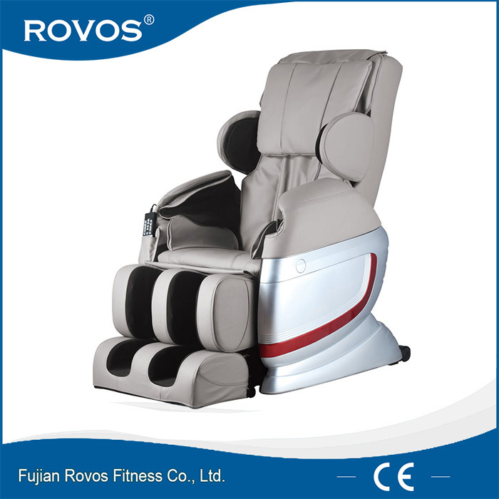 Heating function full body sex massage chair