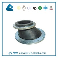 5 inch Flexible EPDM Pipe fitting Rubber Expansion Joint