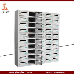 Modern design Stainless Steel Mailboxes Wall Mounted Style Metal Mailboxes For Sale