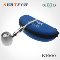 Favorites Compare 2014 newest cigarette vaporizer K1000 electronic e pipe E Pipe made in China