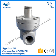 Precision cast steel material british morgan seal high temperature steam rotary joint