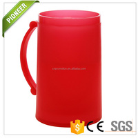 Double Wall Gel Frosty Freezer Mugs 14oz