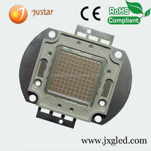 100w 800nm 810nm infrared led applied to camera
