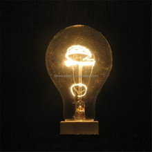 North-Korea a60 led filament replacement 40w led bulb 7w equal to 14w cfl 60w incandescent