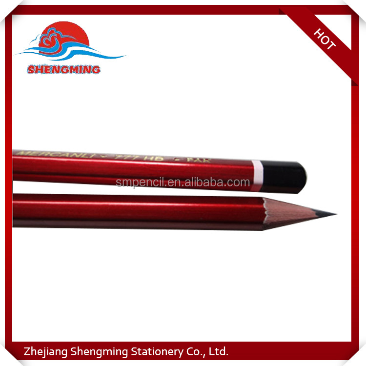 Zhejiang Wholesale Most Popular Promotional Cheap hb pencil, pencil hb with eraser