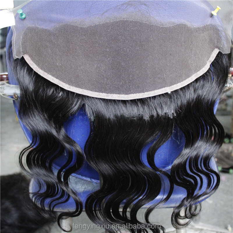 Wholesale Cheap Human Hair Lace Closure, Ear To Ear 13x4 Lace Frontal Closure , cheap human hair lace closure