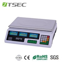 china electronic digital Price Computing Scale 30KG 5G