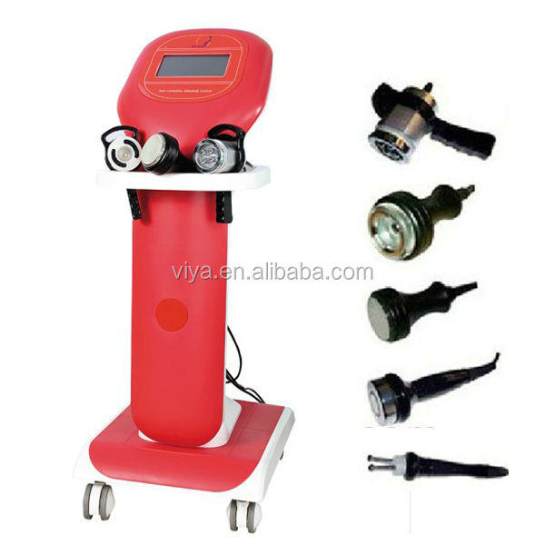 VY-M7 5 in 1 weight loss cavitation slimming machine best ultrasound machine price