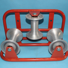 Electrical Ground Corner Cable Roller for Pulling Cable