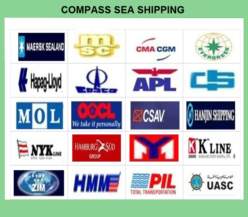 International Cargo Shipping Service from China to Uruguay