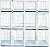 Foldable Wire Dog Cage KA-503