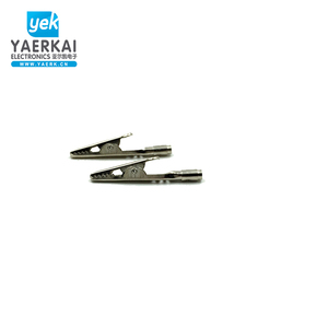 YAERK modern design small alligator clip