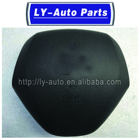 SRS Air Bag Cover Steering Wheel Airbag Cover With Emblem