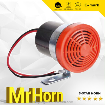 car and bus electric back-up horn 24V