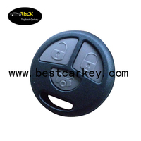 High quality 3 button remote key case for toyota key cover Toyota remote key fob