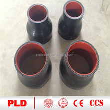 Flexible 30 / 45 / 90 / 135 / 180 Degree Elbow Reducer Silicone Hose