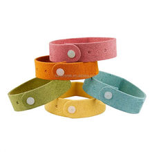 HT0545 New Non-toxic Silicone Mosquito Repellent Bracelet Anti Mosquito Bracelet Child Mosquito Repellent Wrist Band Outdoor