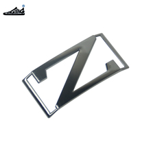 Zinc Alloy metal customize shoes accessories for men shoes